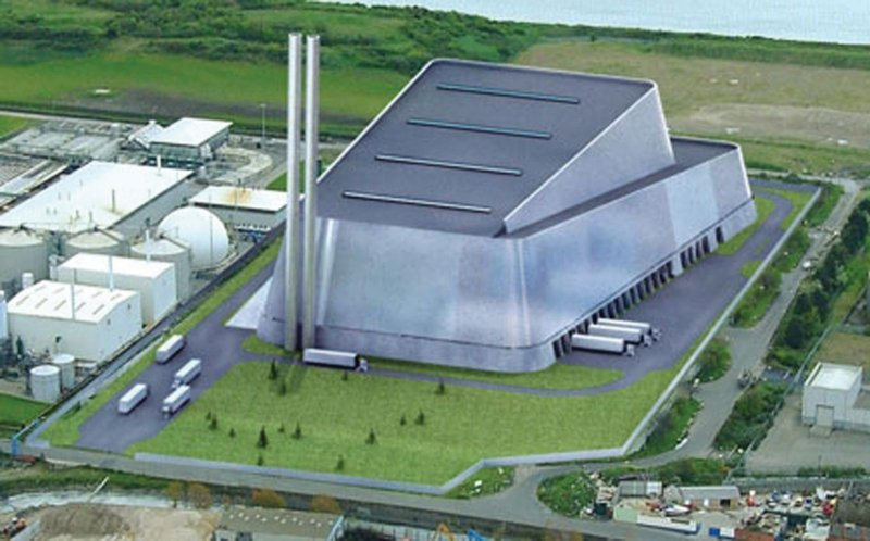 Covanta Project - Poolbeg Incinerator