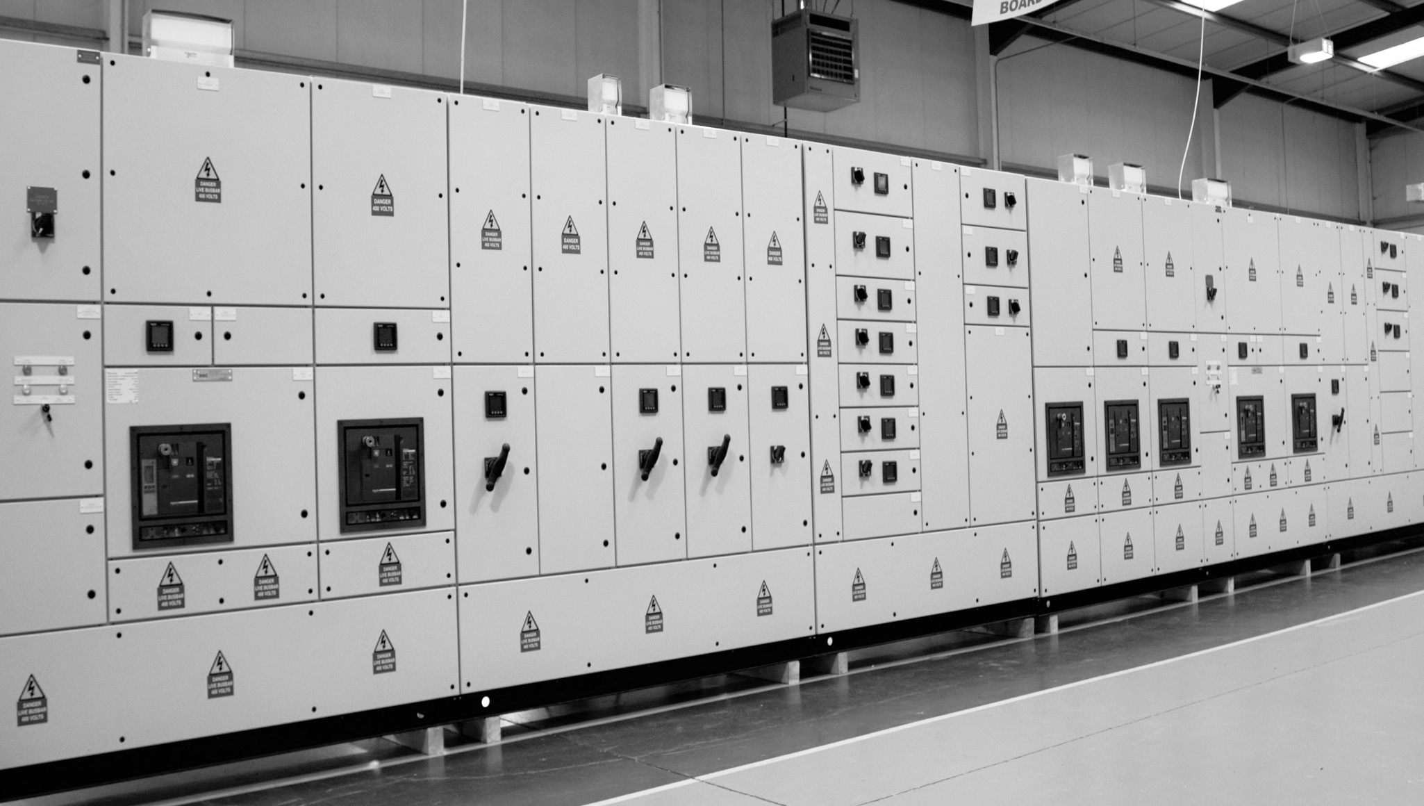 Low Voltage switchgear and Motor Control Centres  Ashbourne, Ireland